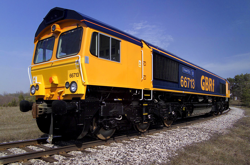 GB Railfreight Announce Lineas Partnership Extension