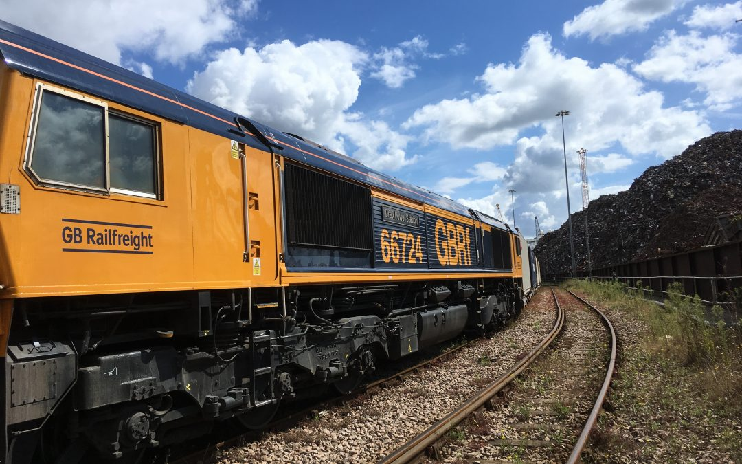 GBRf Announce New Southampton to Manchester Intermodal Service