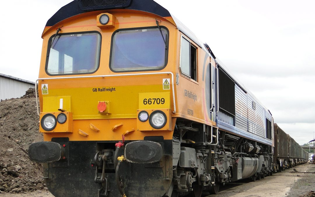 GB Railfreight resumes services between Cricklewood and Calvert