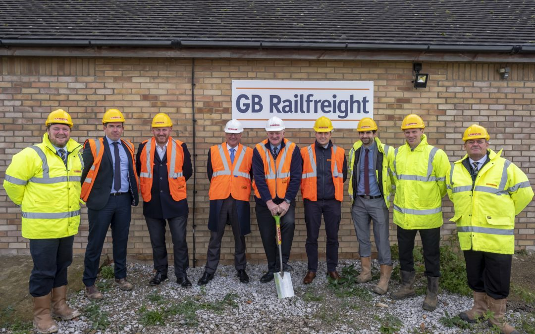 GB Railfreight invest £3 million in new Peterborough office