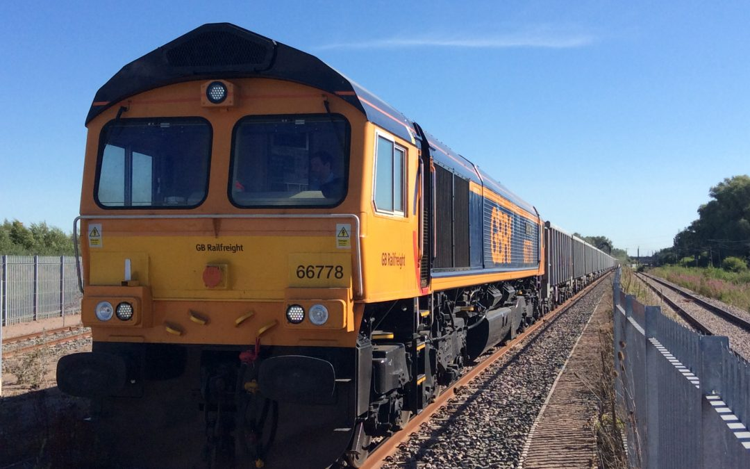 GB Railfreight welcomes the go ahead of the construction phase of HS2