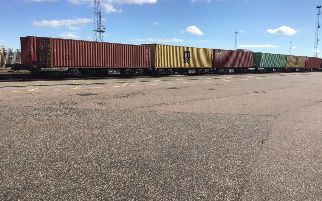 GB Railfreight Announce lease of VTG Rail UK Ltd Wagons