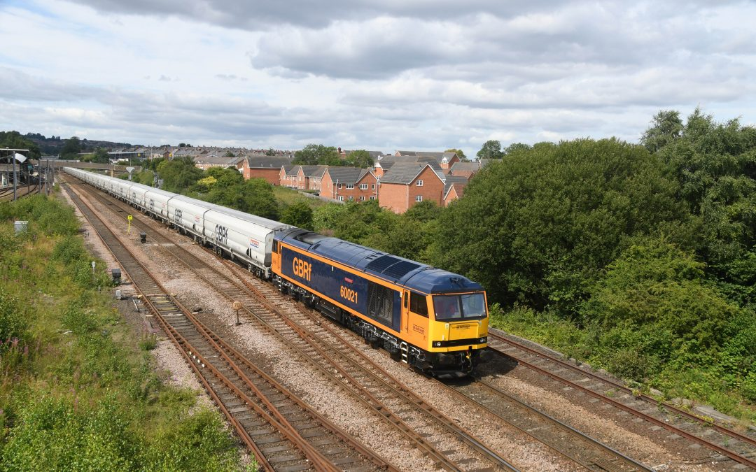 GB Railfreight and Drax Extend Rail Contract to Transport Biomass Until 2025