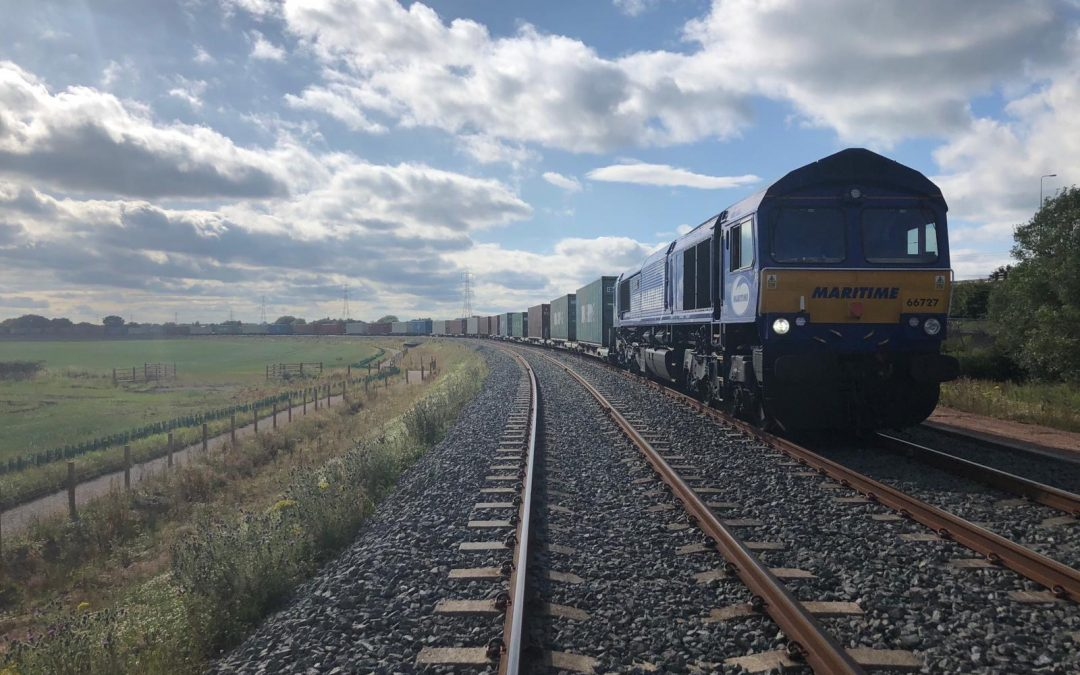 GBRf Announce New Southampton to East Midlands Intermodal Service