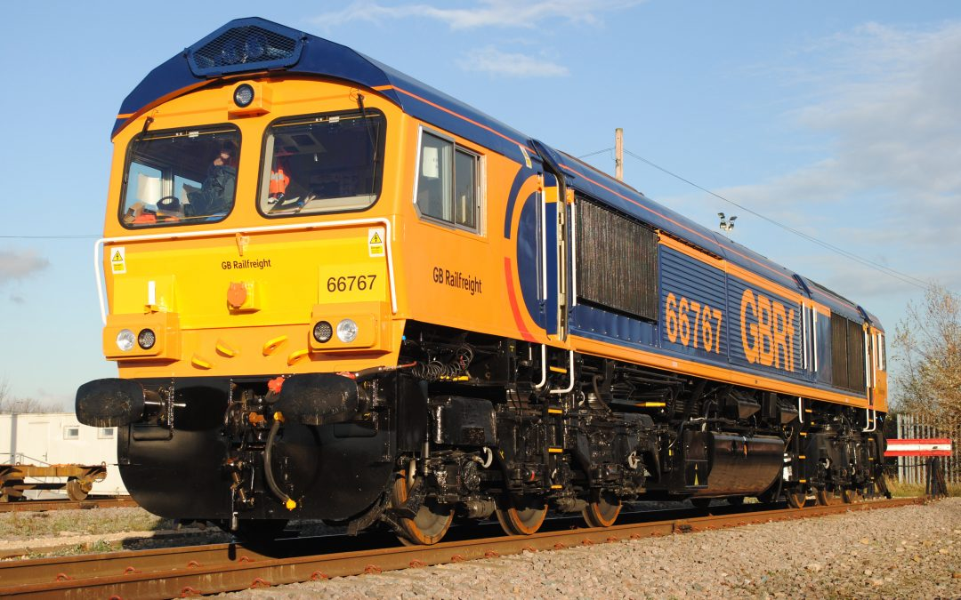 GB Railfreight renew contract with 3Squared for its RailSmart platform