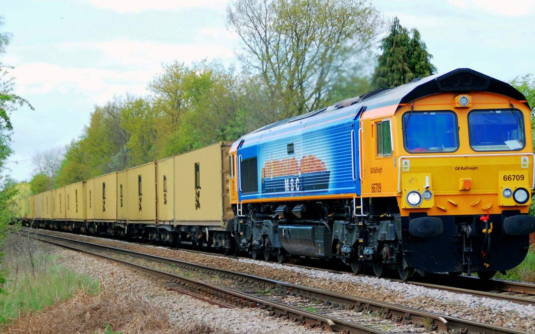 GBRf unveils new Intermodal Service in partnership with MSC