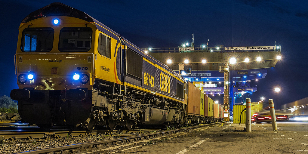 GBRf announce new intermodal service for Maritime Transport