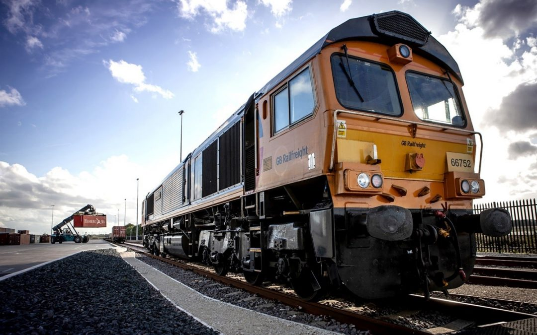 GBRf calls for the appointment of a 'Freight Evangelist' as Rail White Paper is published