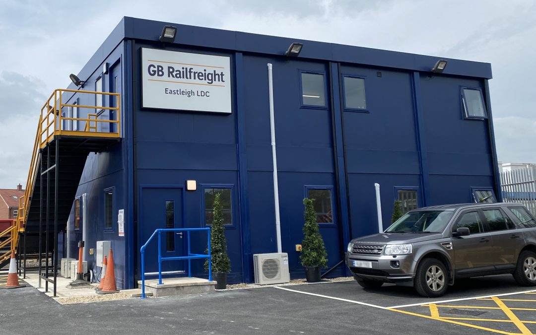 GB Railfreight complete £1.5 million upgrade to Eastleigh and Bescot LDCs for Network Rail